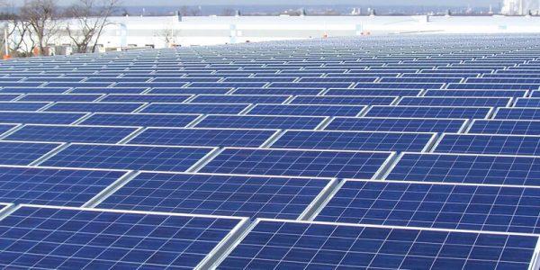 Solarpanel-Montagesystem